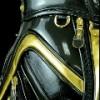 飛龍紋設計師款球袋(黑)釋放您的魅力極限!!高級鏡面合成皮革9.0型歡迎來店另有活動優惠價!!