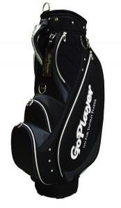 GoPlayer高爾夫球桿袋9.5英吋桿袋(黑)採用輕量布料