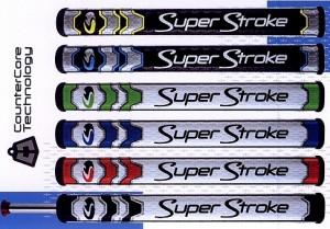 美國進口S.Stroke推桿握把 2016最新款全系列(可配重)穩定推桿路徑且輕量手感!!歡迎來店由HONO專業技師手工更換配置, 免工資!!